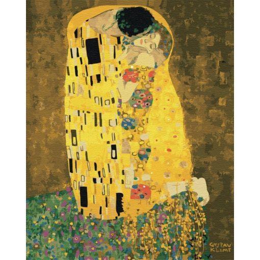 Csók - Gustav Klimt