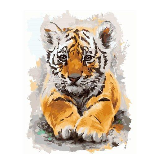 Tigriskölyök